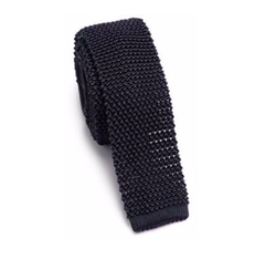 Ralph Lauren Purple Label - Knit Silk Tie