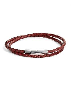 Zack - Bolo Leather Bracelet