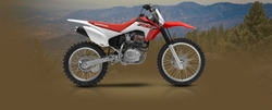 Honda - CRF230F Dirt Bike