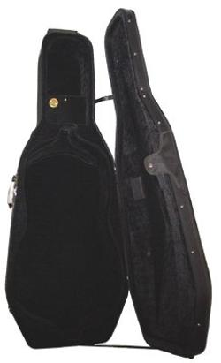 Core  - CC4200 Hardshell Cello Case With Wheels 1/2