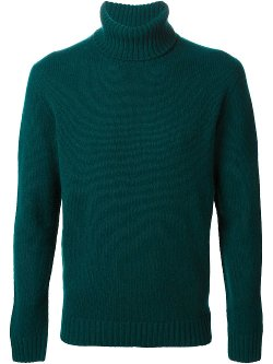 Zanone - Turtle Neck Sweater