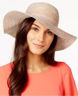 Collection XIIX - Sequin Knit Floppy Hat
