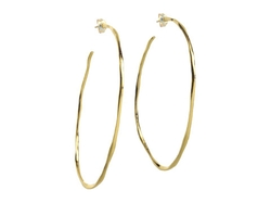 Gorjana - Laurel Large Hoop Earrings