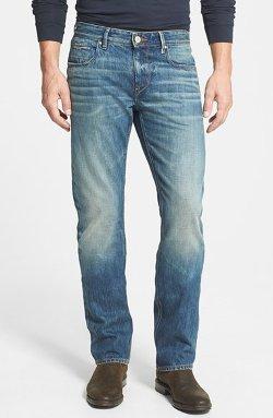 Robert Graham - Yates Montague Slim Fit Italian Selvedge Denim Jeans