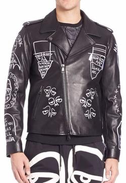 Haculla  - NYC Tribe Moto Jacket