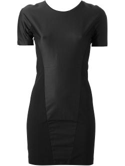 Adidas  - Slvr Fitted Panel Dress