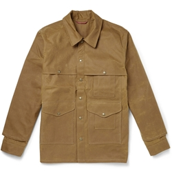Filson - Oiled Cotton-Canvas Field Jacket