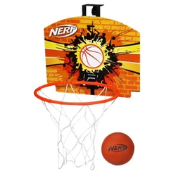Nerf - N-Sports Nerfoop Set, Orange