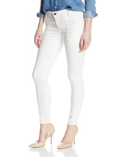 Rich & Skinny - Mona Lisa Stretch Twill Crop Jeans