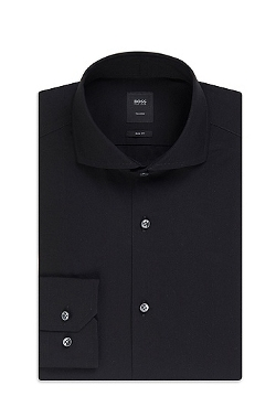 Boss By Hugo Boss - Cotton Blend Dress Shirt