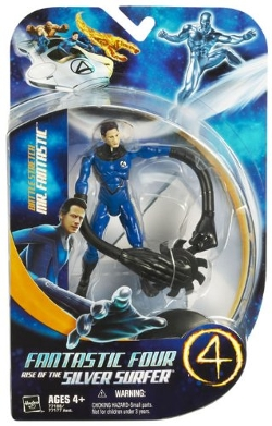 Hasbro - Battle Stretch Mr. Fantastic Figure