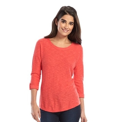 Sonoma - Drop-Shoulder Crewneck Sweater