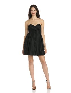 Jill Jill Stuart - Sweetheart Strapless Bow Dress