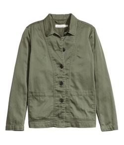 H&M - Twill Jacket