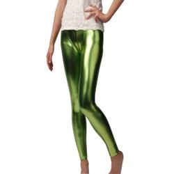 Welove - Metallic Skinny Pants