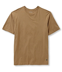 Cremieux - Short Sleeve Solid Crew Tee Shirt