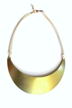 Mykonos Collection - Gold Collar Necklace