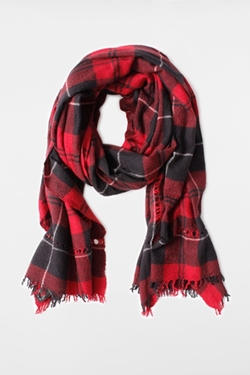 Zadig & Voltaire - Plume Scarf