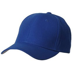 Magic - Royal Blue Fitted Cap