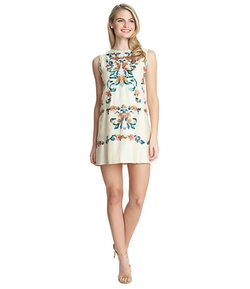 Cynthia Steffe - Fleur A-Line Shift Dress