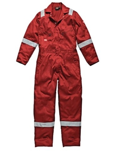 Dickies -  Workwear Reflective Overalls