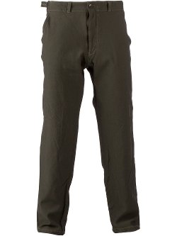 Sage De Cret  - Straight Leg Trousers
