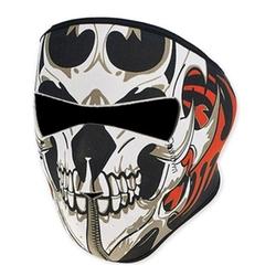 Astra Depot - Skull Half Face Mask