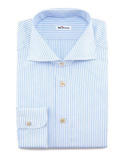 Kiton  - Striped Dress Shirt