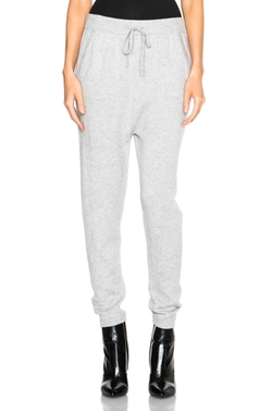 T by Alexander Wang - Cashwool Jersey Sweatpants