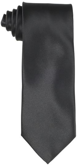 Studio 1735 - Solid Black Tie