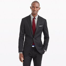 J.Crew - Ludlow Suit Jacket in Italian Wool Flannel