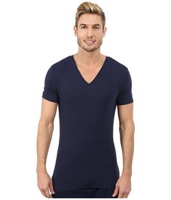 Calvin Klein - Wide Neck V-Neck T-Shirt