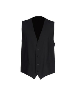 Dolce & Gabbana - Satin Wool Vest