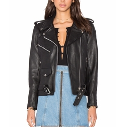 Understated Leather - X Revolve Easy Rider Moto Jacket