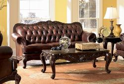 Victoria Sofa Coaster Furniture - Coaster Home Furnishings