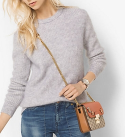Michael Michael Kors - Mohair Ribbed Sweater