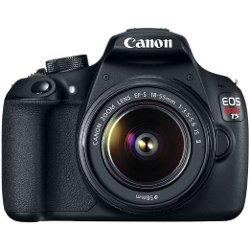 Canon  - EOS Rebel T5 EF-S 18-55mm IS II DSLR Camera