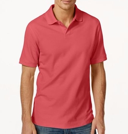 Club Room - Solid Estate Sun Protection Polo Shirt