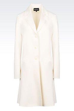 Emporio Armani - Neoprene Coat