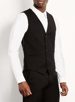 Topman - Suit Waistcoat