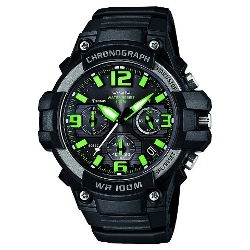 Casio - Rugged Chronograph Watch