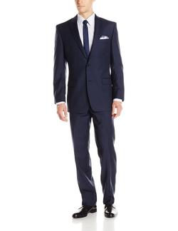 Calvin Klein - Two-Button Peak-Lapel Suit