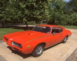Pontiac  - 1969 GTO Coupe