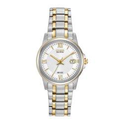 Citizen - Eco-Drive Two-Tone Bracelet Watch