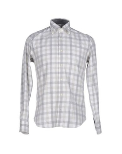 My Own Suit - Checked Design Shirt