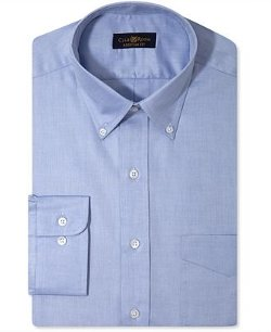Club Room  - Estate Wrinkle Resistant Dress Shirt