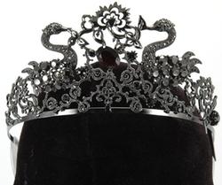 Elope - Silver Opera Tiara