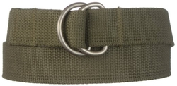 Strait City Trading - Heavy Cotton Dee-Ring Belt