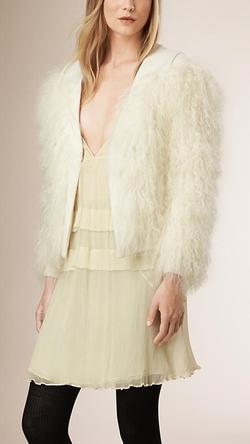 Burberry - Virgin Wool Cashmere Jacket