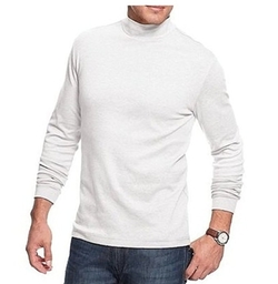 John Ashford - Long Sleeve Interlock Cotton Shirt